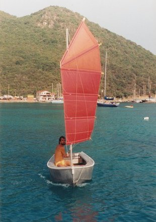 The Aluminium Dinghy